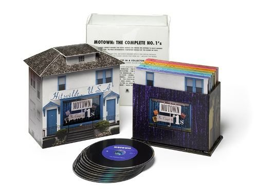 VA - Motown: The Complete No. 1's [Limited Edition] (2008) [Lossless]