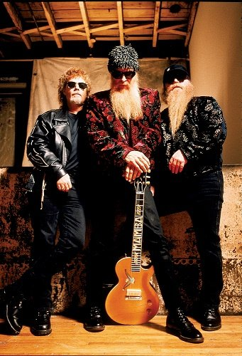 ZZ Top - Discography (1971-2012) [FLAC/HD Tracks/ALAC]