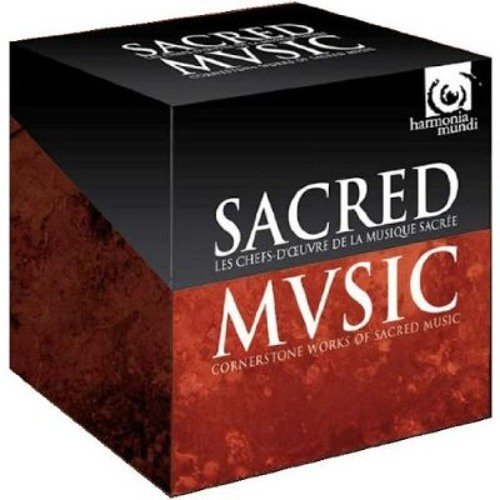 VA - Sacred Music: Cornerstone Works of Sacred Music from the Middle Ages to the 20th Century [30 CD Box set] (2009)