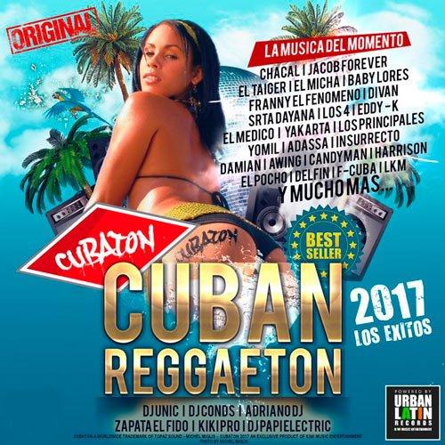 VA-Cuban Reggaeton 2017 - Cubaton: Los Exitos (2017)