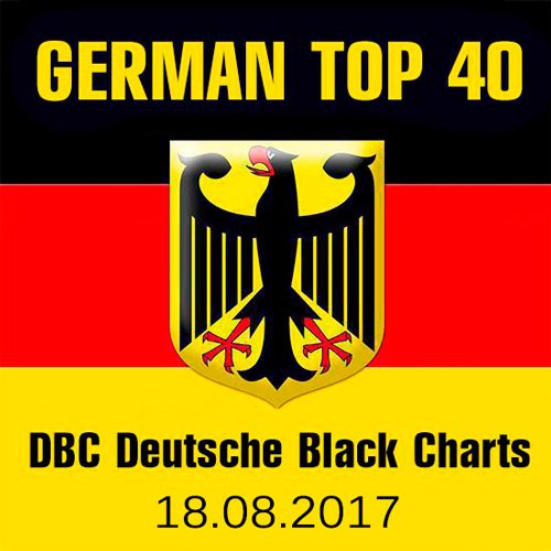 VA-German Top 40 DBC Deutsche Black Charts 18.08.2017 (2017)