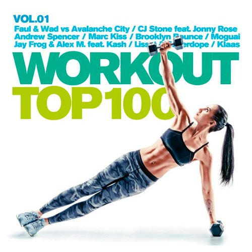 VA-Workout Top 100 Vol.1 (2017)