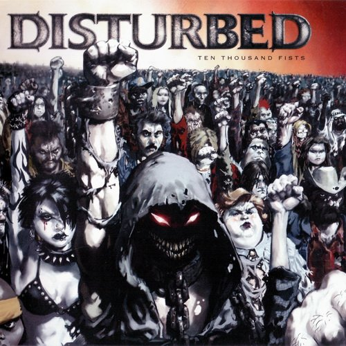 Disturbed - Ten Thousand Fists (Tour Edition) (2005)