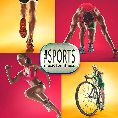 VA-#Sports: Music For Fitness (2017)