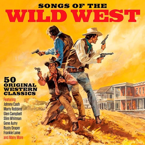 VA-Songs Of The Wild West (2017)