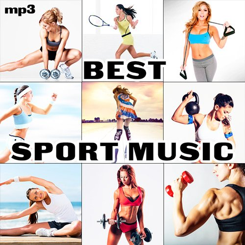 VA-Best Sport Music (2017)