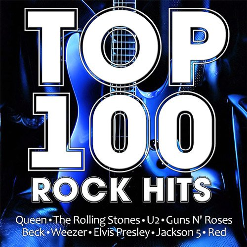 VA-Top 100 Rock Hits (2017)