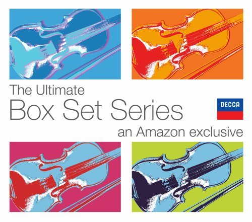 VA - The Decca Ultimate Box Set Series [170CD Amazon Exclusive Edition] (2008)