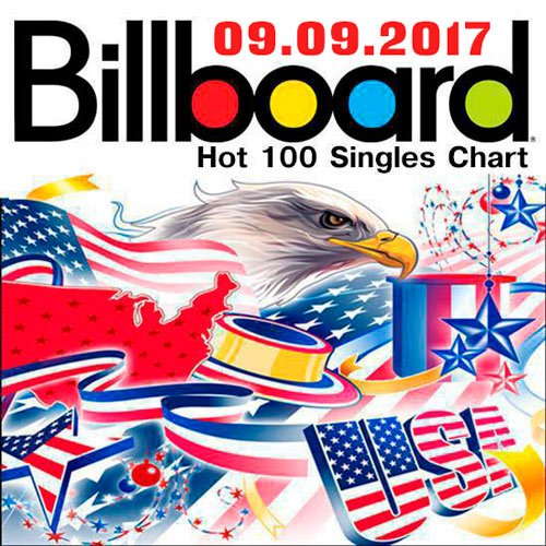 VA-Billboard Hot 100 Singles Chart 09.09.2017 (2017)