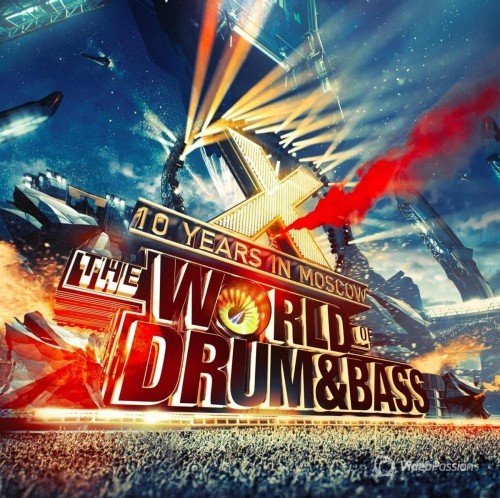 World of Drum & Bass Vol. 70 (2017)