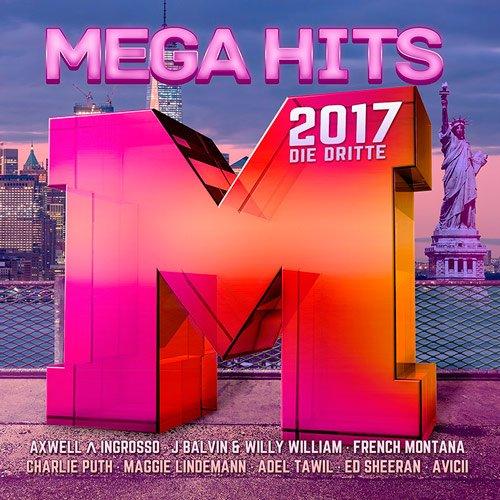 VA-MegaHits 2017 - Die Dritte (2017)