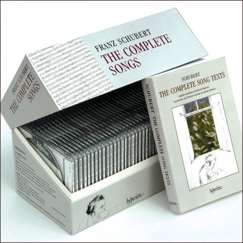 Schubert: The Hyperion Schubert Edition - Complete Songs (Vol.1-37) (1987-2000) (Lossless / MP3)