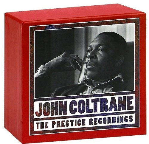 John Coltrane - The Prestige Recordings [16 CD Box Set] (1991) (LOSSLESS)
