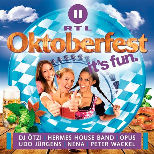 VA-RTL 2 It's fun - Oktoberfest (2019)
