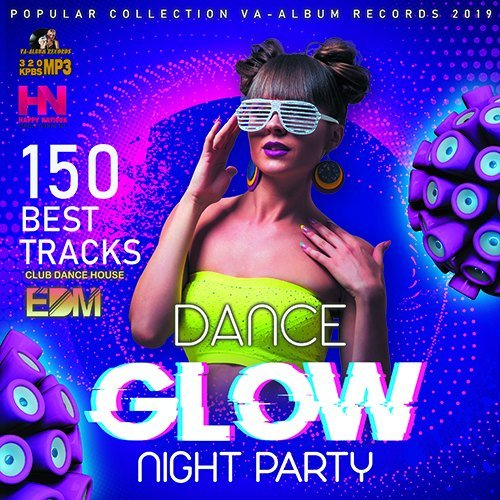 VA-Glow Dance Night Party (2019)
