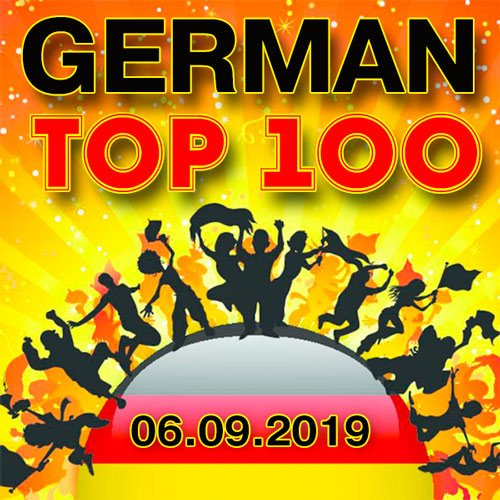 VA-German Top 100 Single Charts 06.09.2019 (2019)