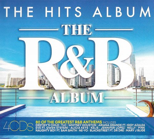 VA-The Hits Album - The R&B Album (2019)