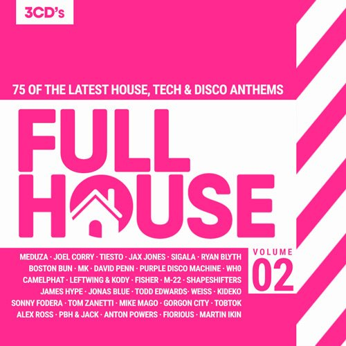 VA-Full House Vol.02 (2019)