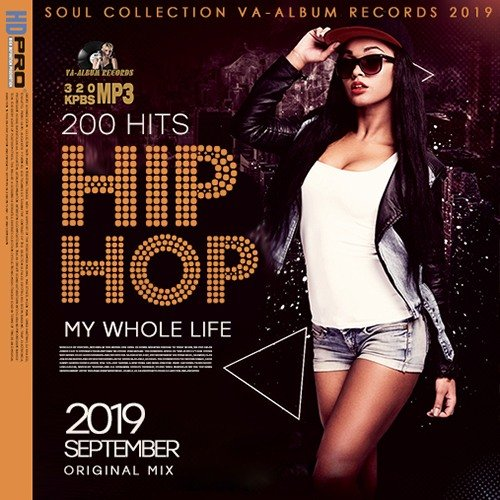 VA-My Whole Life: Hip-Hop Collection (2019)