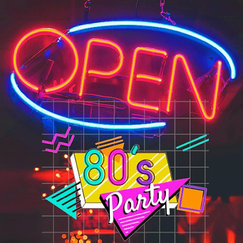 VA-80s Open Flash And Night (2019)