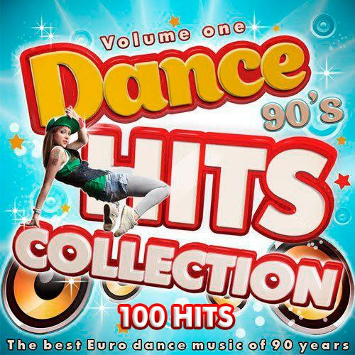 VA-Dance Hits Collection 90s Vol.1 (2019)