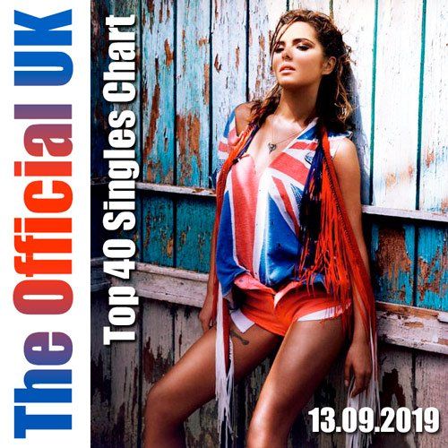VA-The Official UK Top 40 Singles Chart 13.09.2019 (2019)