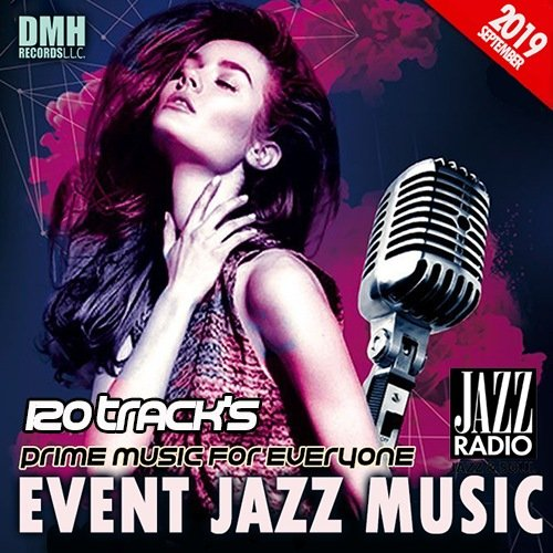 VA-Event Jazz Music (2019)