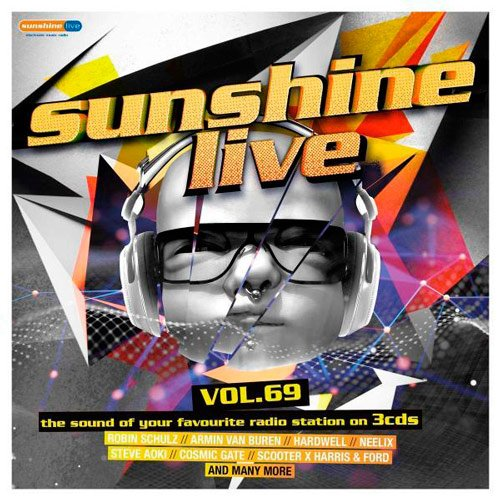 VA-Sunshine Live Vol.69 (2019)