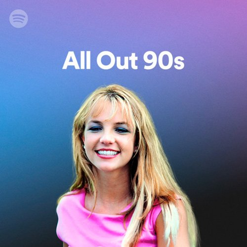 VA-All Out 90s (2019) MP3