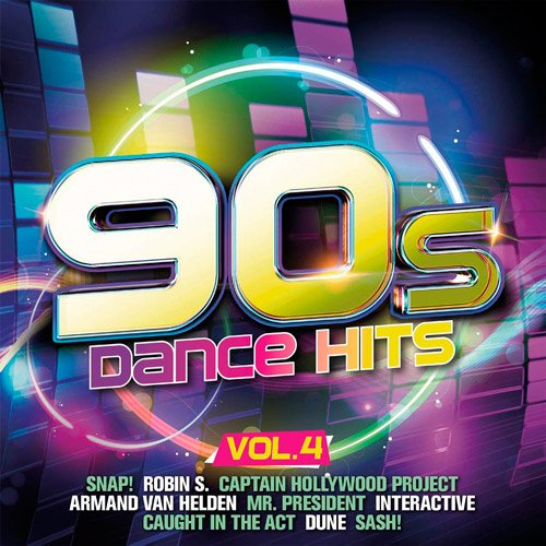 VA-90s Dance Hits Vol.4 (2019)