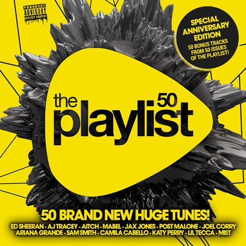 VA-The Playlist 50 (Special Anniversary Edition) (2019)