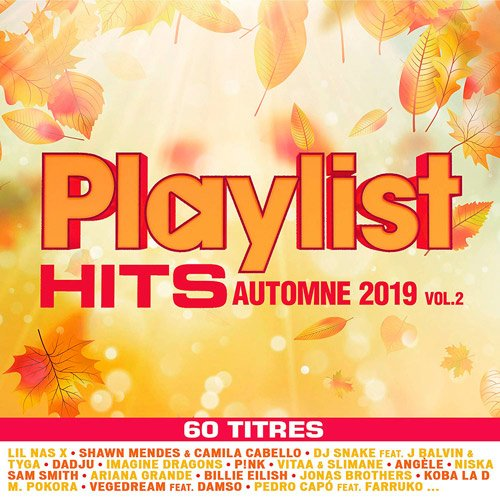 VA-Playlist Hits Automne 2019 Vol.2 (2019) MP3 + FLAC
