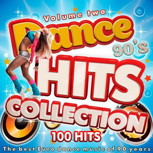 VA-Dance Hits Collection 90s Vol.2 (2019)