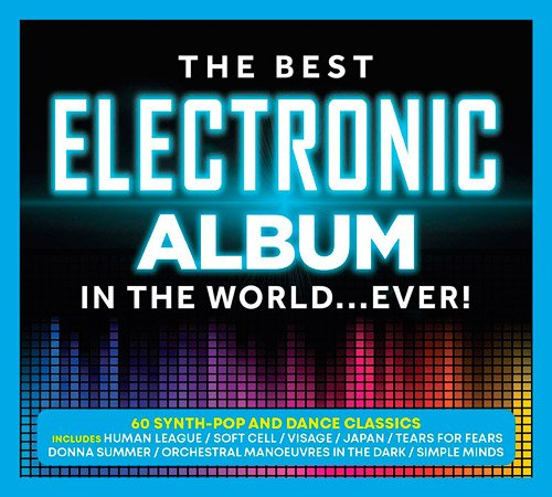 VA-The Best Electronic Album In The World... Ever! (2019)