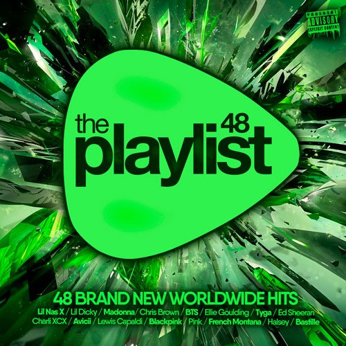 VA-The Playlist 48 (2019)