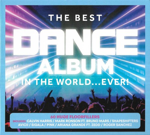 VA-The Best Dance Album In The World... Ever! (2019)