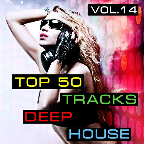 VA-Top 50 Tracks Deep House Vol.14 (2019)