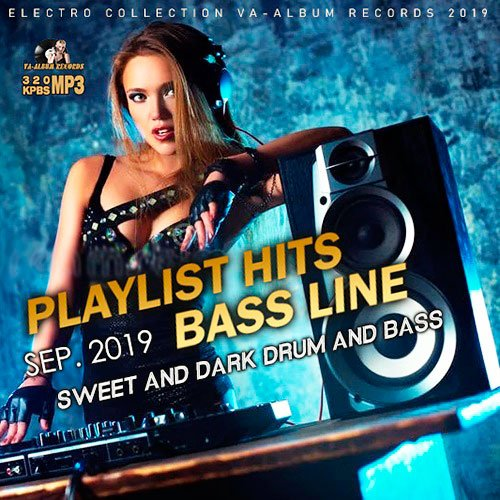 VA-Playlist Hits Bass Line (2019)