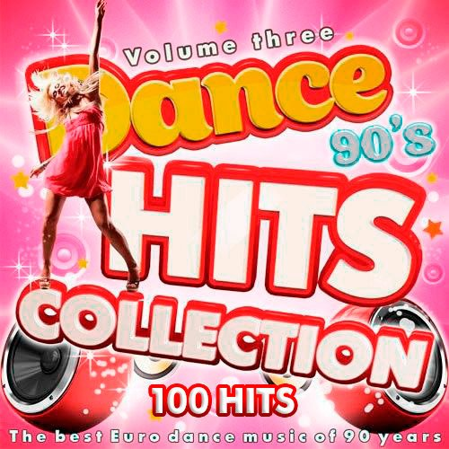 VA-Dance Hits Collection 90s Vol.3 (2019)