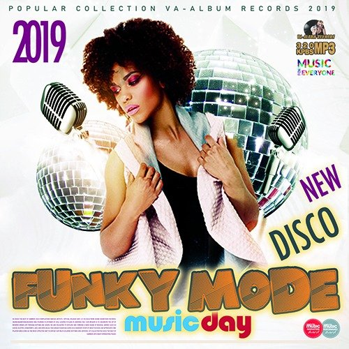 VA-New Disco Funky Mode (2019)