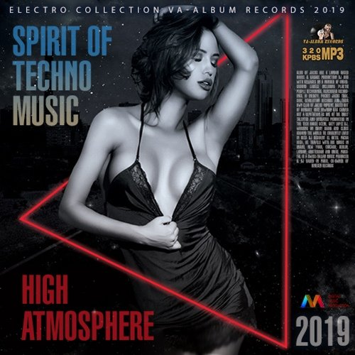 VA-High Atmosphere: Spirit Of Techno Music (2019)
