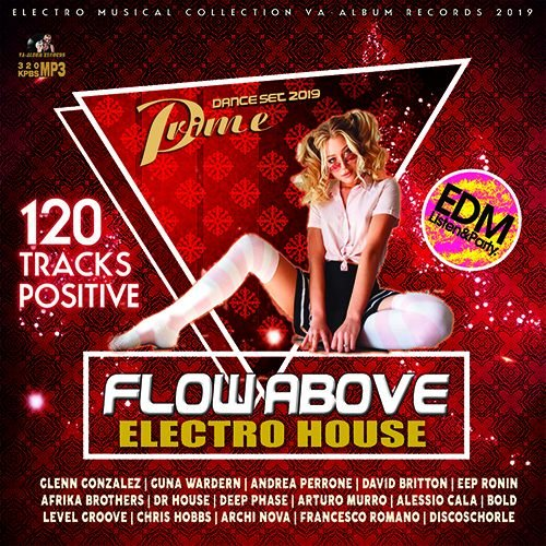 VA-Fow Above: Electro House EDM Mix (2019)