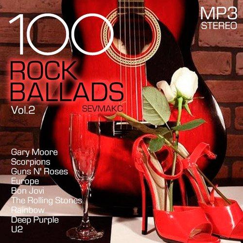 VA-100 Rock Ballads Vol.2 (2019)