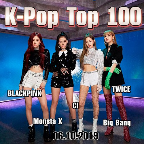 VA-K-Pop Top 100 06.10.2019 (2019)