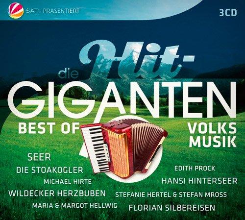 VA-Die Hit Giganten Best Of Volksmusik (2019)