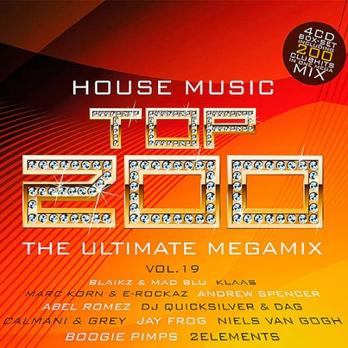 VA-House Music Top 200 Vol.19 (2019)