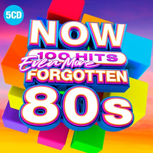 VA-NOW 100 Hits Even More Forgotten 80s (2019)