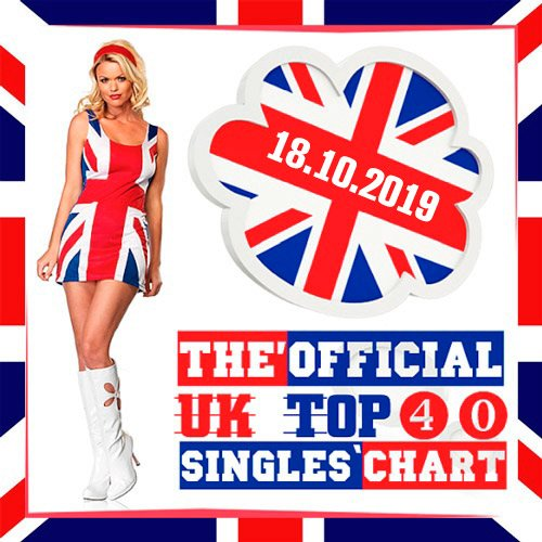 VA-The Official UK Top 40 Singles Chart 18.10.2019 (2019)