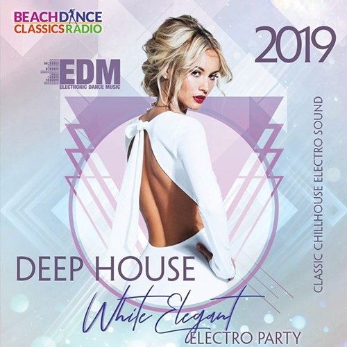 VA-White Elegant Electro Party (2019)