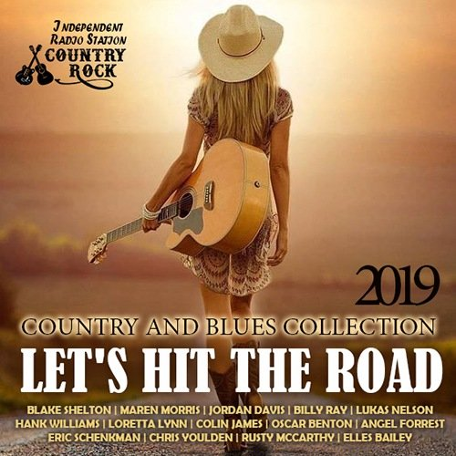 VA-Let's Hit The Road (2019)